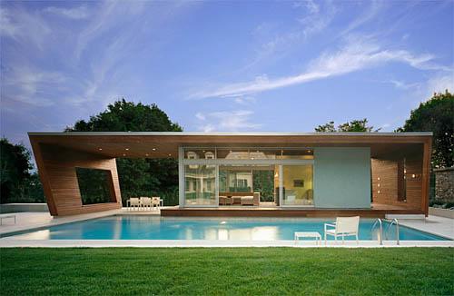 Piscine design - pool house design | piscine contemporaine